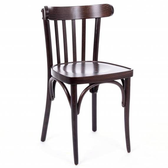 Vertical-Back VIENNA BENTWOOD RESTAURANT CHAIR