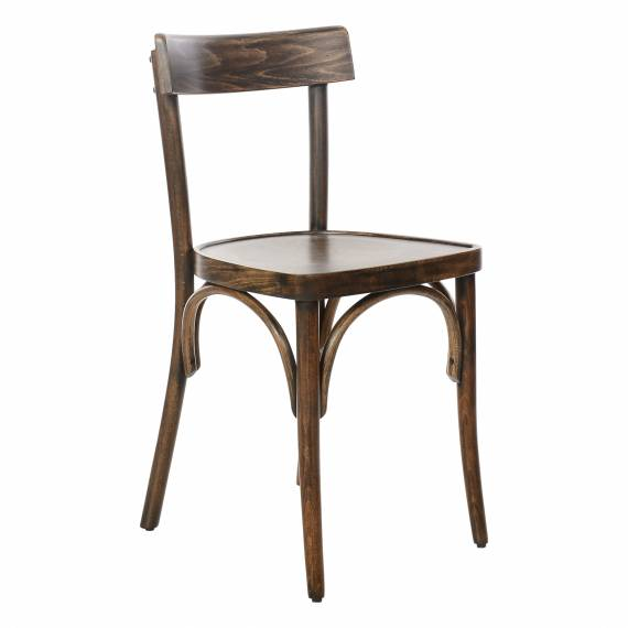 Classic Bentwood Open-back dining MOZART RESTAURANT CHAIR