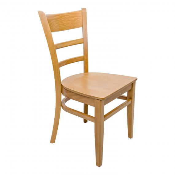 Contemporary Ladder-Back BALTY Restaurant Dining Chair