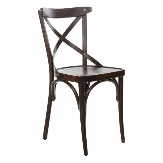 European Solid Beechwood CROSSBACK RESTAURANT Dining CHAIR