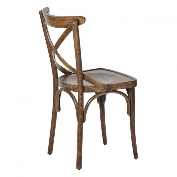 Crossback Bentwood Dining Chair