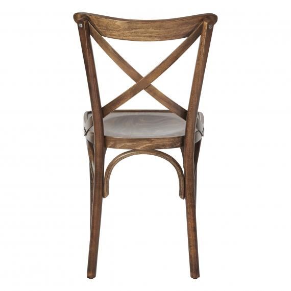 Restaurant chair Crossback
