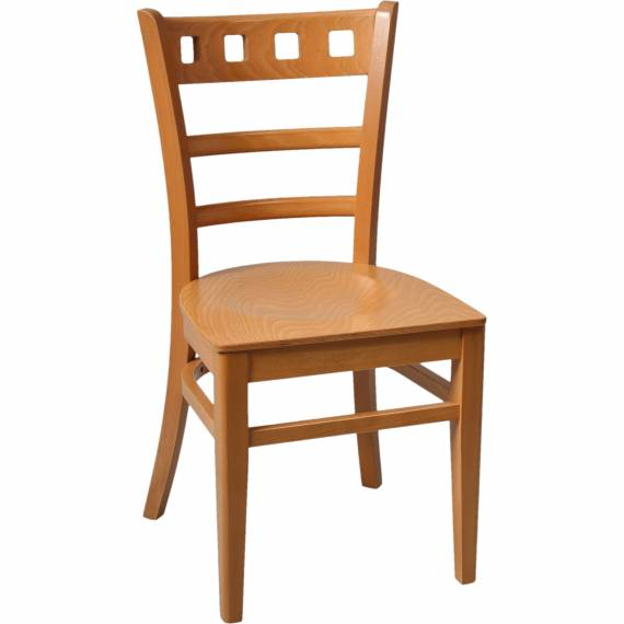 Traditional Ladder-Back Baltic  DINING Chair