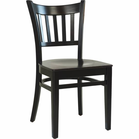 Commercial Vertical-Back HOUSTON Dining Chair