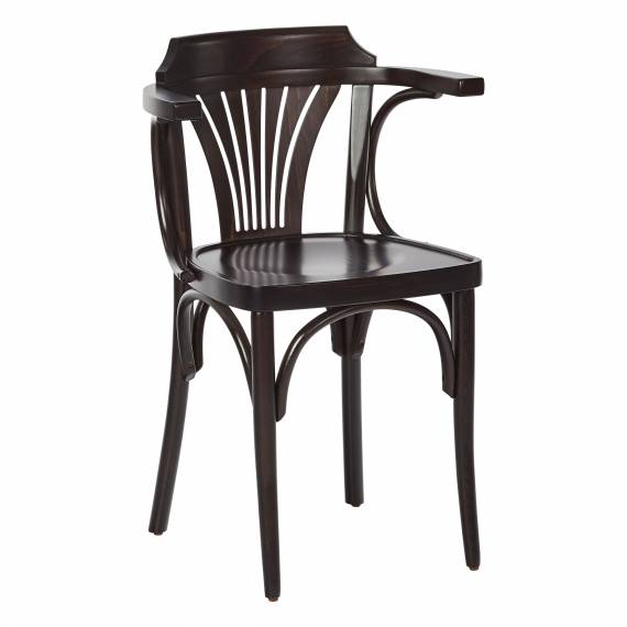 Classic Bentwood Fanback CAFFE Restaurant chair
