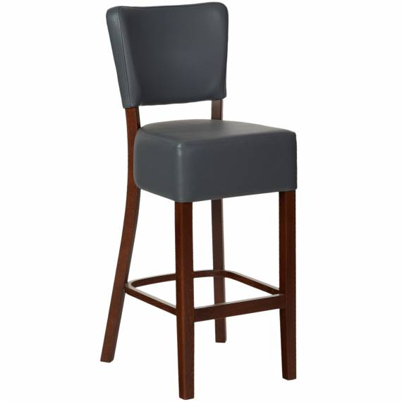 Upholstered Traditional Oregon B Bar Stool