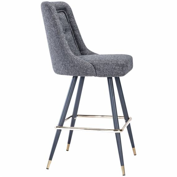 Tufted Back JMB-001B Restaurant Bar Stool