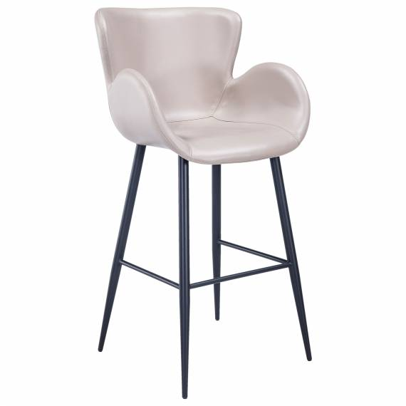 Fully Upholstered Metal JMB-010 BA Restaurant Bar Stool