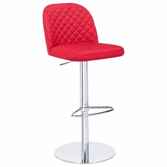 Height Adjustable Diamond Back JMB-013 B Restaurant Bar stool