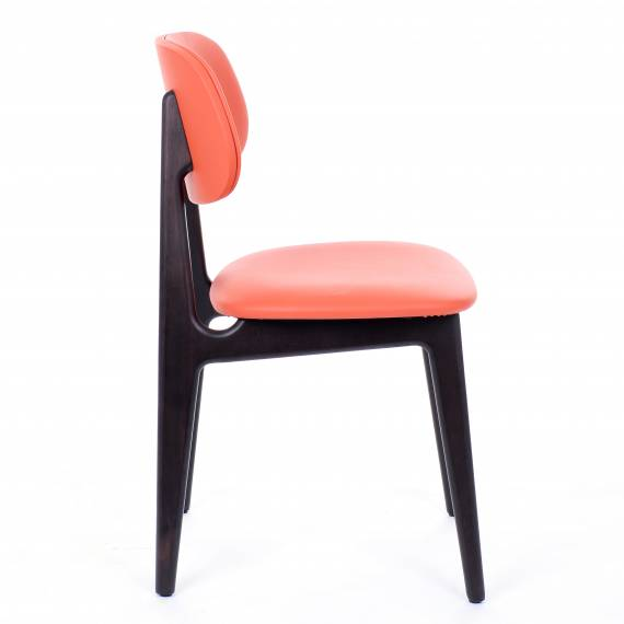 UPHOLSTERED BERNIE 2P DINING CHAIR