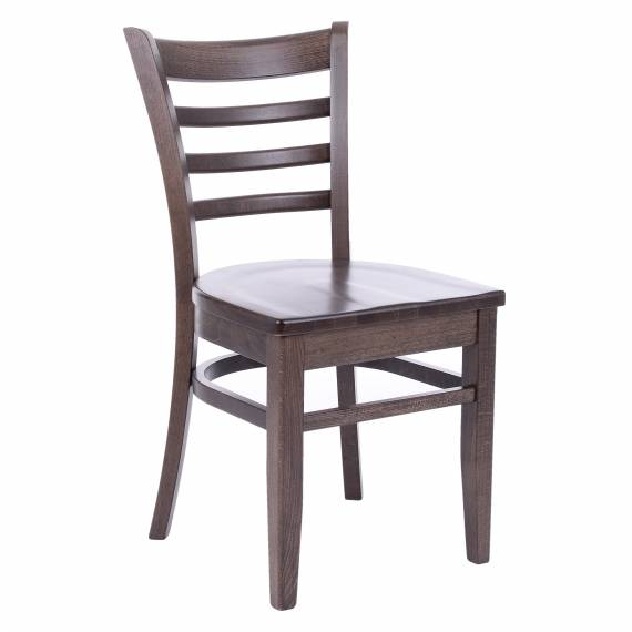 SOLID BeechWOOD LADDERBACK SW COMMERCIAL CHAIR
