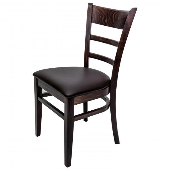 CONTEMPORARY LADDER-BACK BALTY P  DINING CHAIR