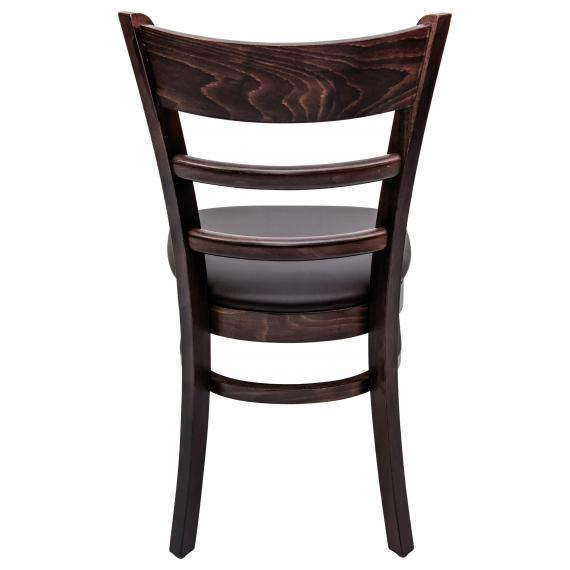 CONTEMPORARY LADDER-BACK BALTY P RESTAURANT CHAIR
