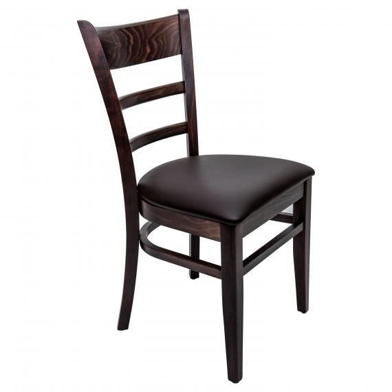 CONTEMPORARY LADDER-BACK BALTY P RESTAURANT DINING CHAIR
