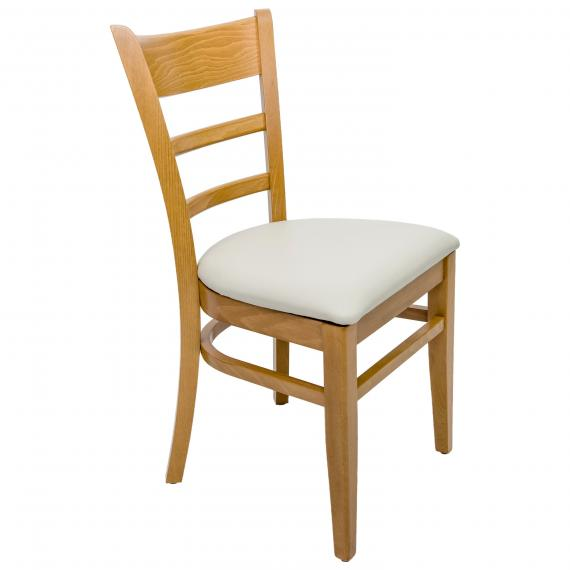 CONTEMPORARY LADDER-BACK BALTY P CHAIR