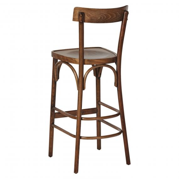 CLASSIC BENTWOOD OPEN-BACK DINING MOZART Bar Stool