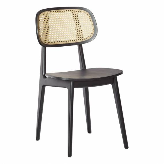 Modern Cane Back Brazil Restaurant Chair