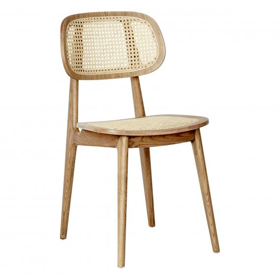 Cane Seat & Back Brazil Restaurant  Chair