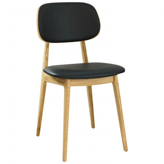 Upholstered Seat & Back  Restaurant chair Bernie P